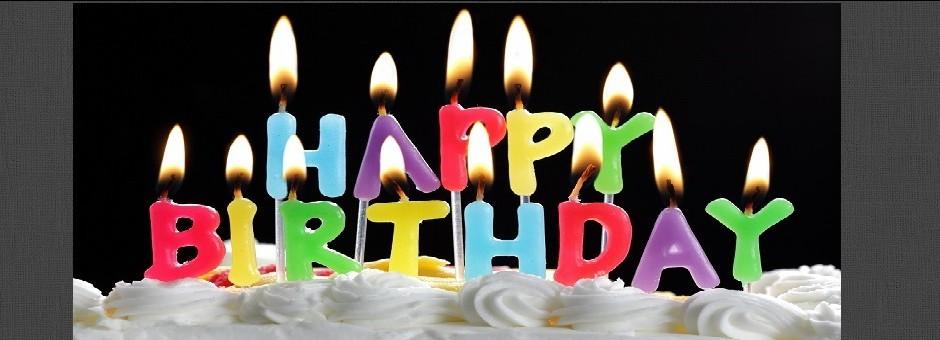 Электронные приглашения на день рождения