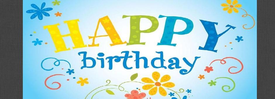 Онлайн приглашения на день рождения